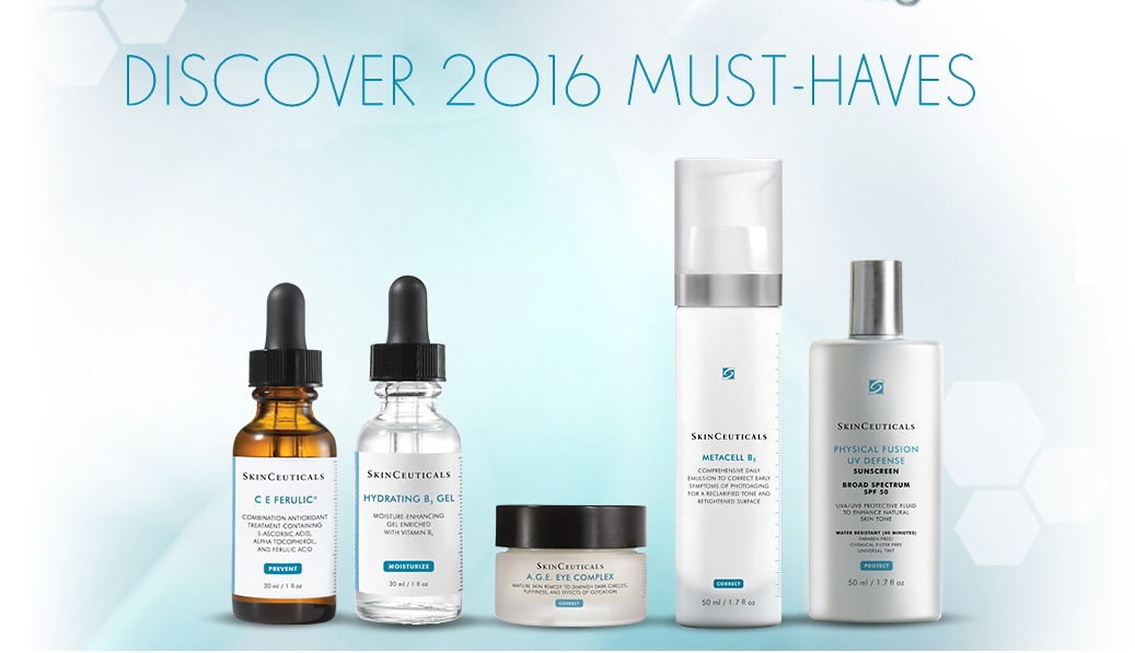 Discover 2016 Must-haves